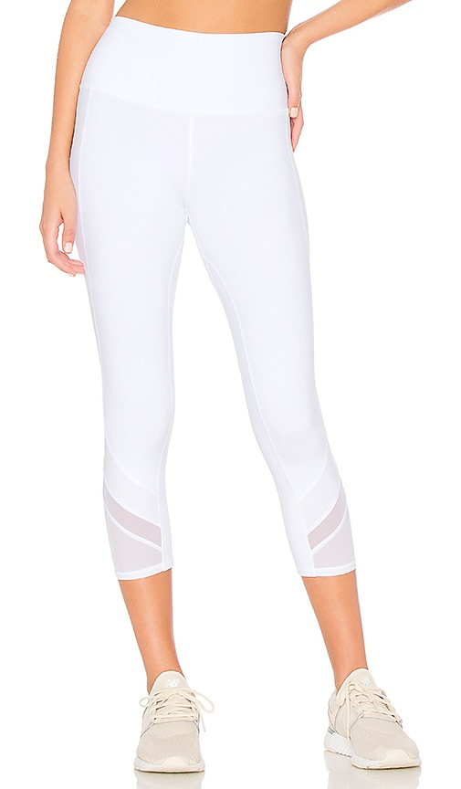 High Waist Elevate Capri Legging