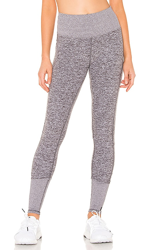 da6e400ca8a7 alo High Waist Lounge Legging in Dove Grey Heather