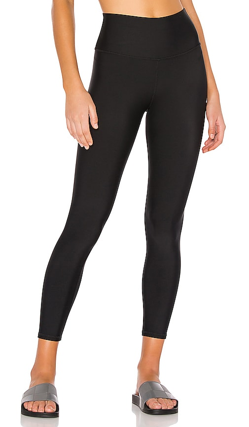 7b4facd02536d6 alo 7/8 High Waist Airlift Legging in Black | REVOLVE
