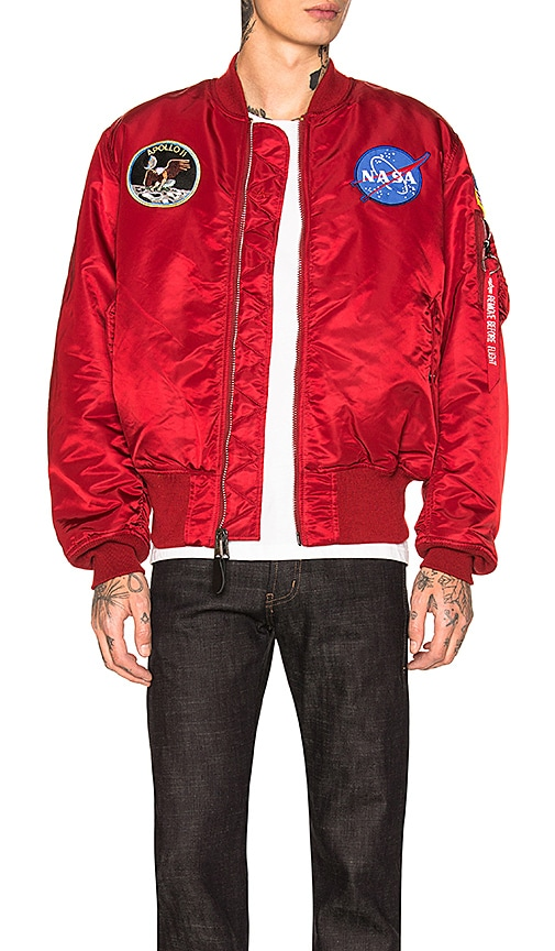 MA-1 Apollo Jacket