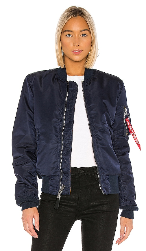 MA-1 Slim Fit Bomber