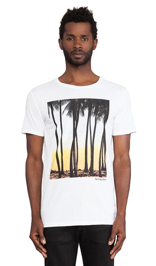 Palm View Tee