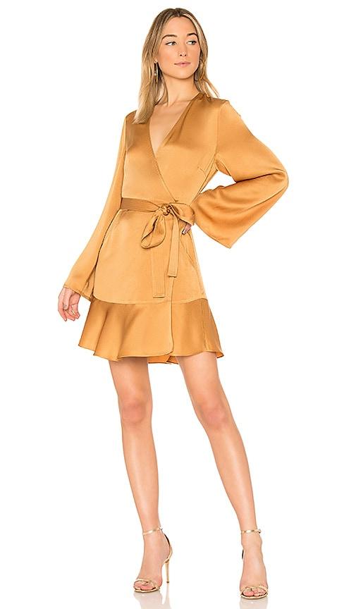 A.L.C. Whitney Dress in Tan