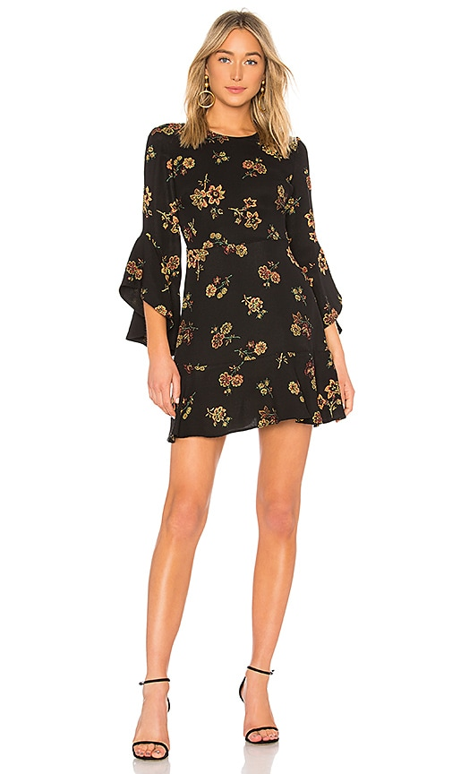 A.L.C. Cassidy Dress in Black