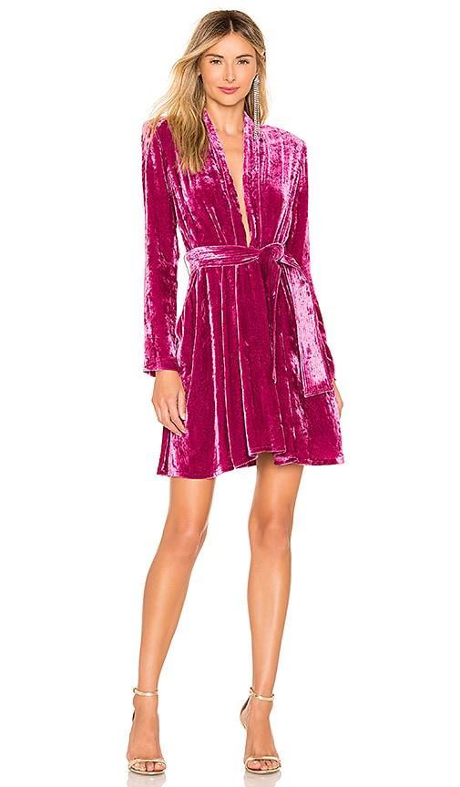 Kiera Velvet Dress