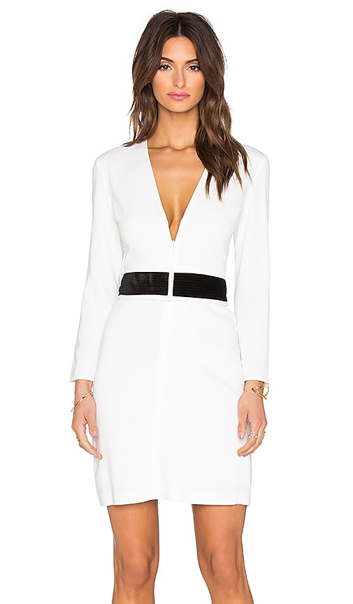 A.L.C. Carter Dress in White