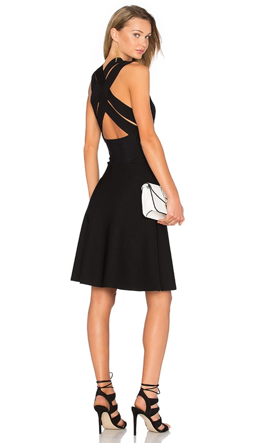A.L.C. Wolff Dress in Black