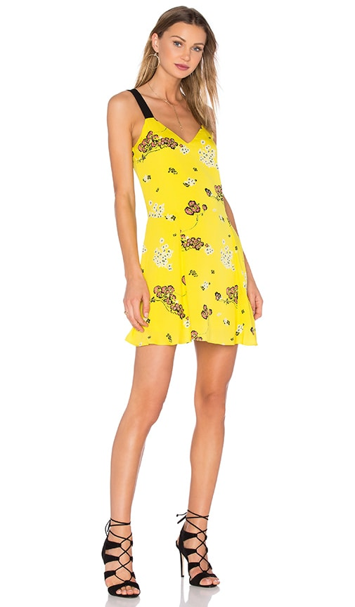 A.L.C. Serena Dress in Yellow