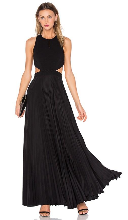 A.L.C. Marco Dress in Black