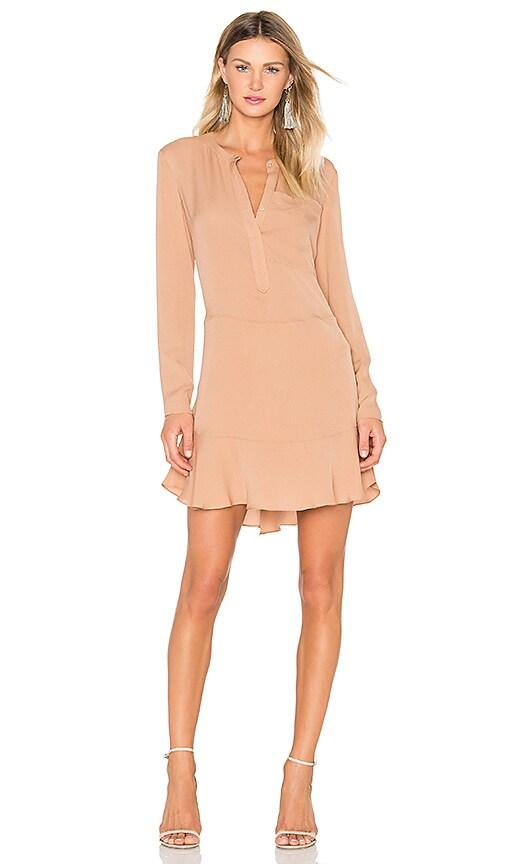 A.L.C. Montana Dress in Tan
