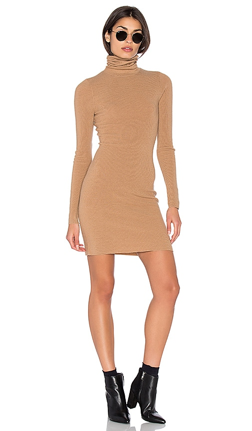 A.L.C. Norris Dress in Tan