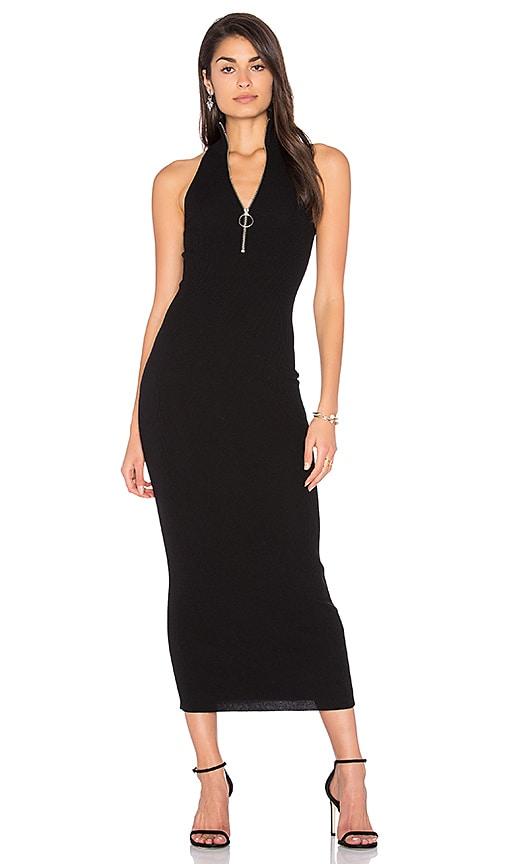 A.L.C. Logan Dress in Black