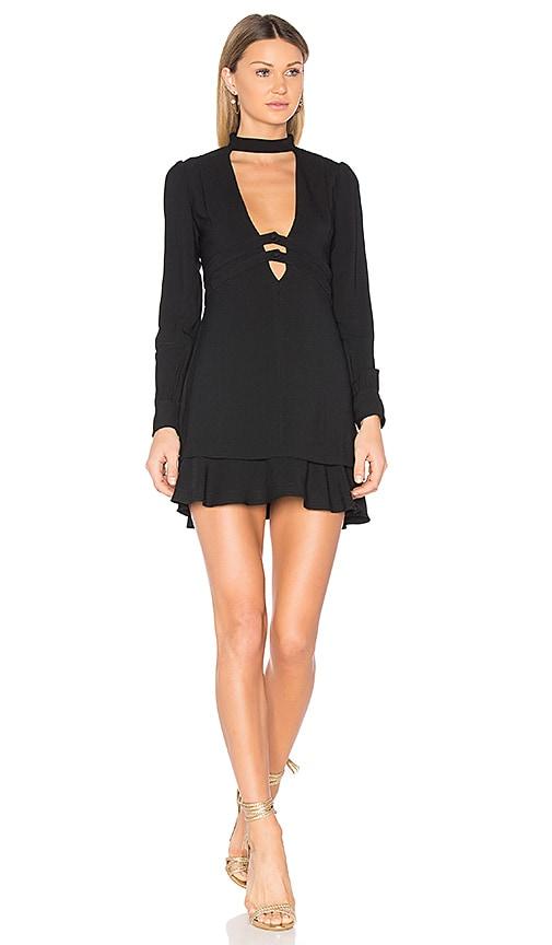 A.L.C. Faye Dress in Black