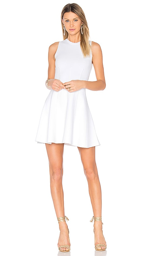 A.L.C. Keating Dress in White