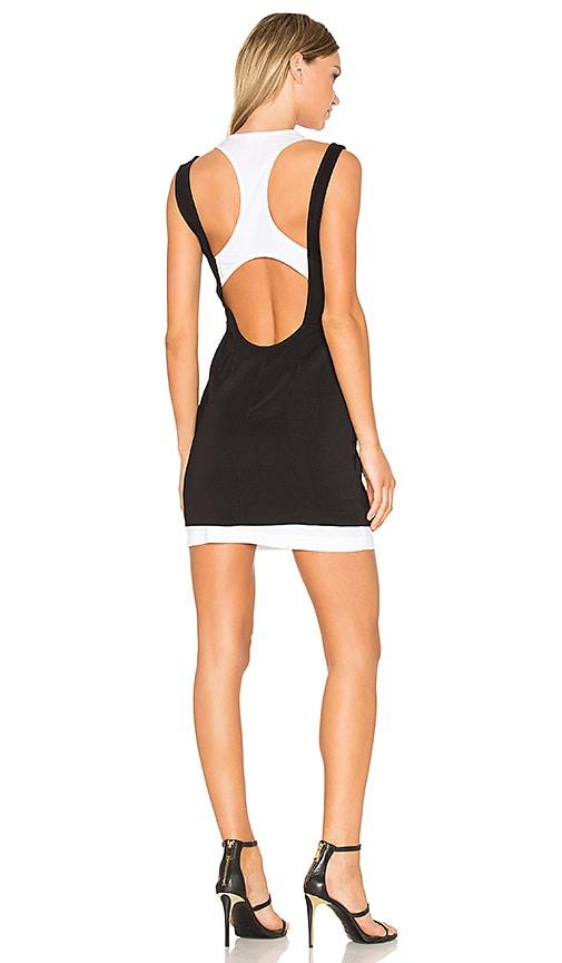 A.L.C. Baez Dress in Black & White
