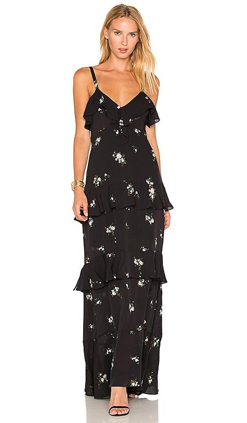 A.L.C. Zaydena Dress in Black