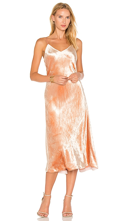 A.L.C. Annex Dress in Pink