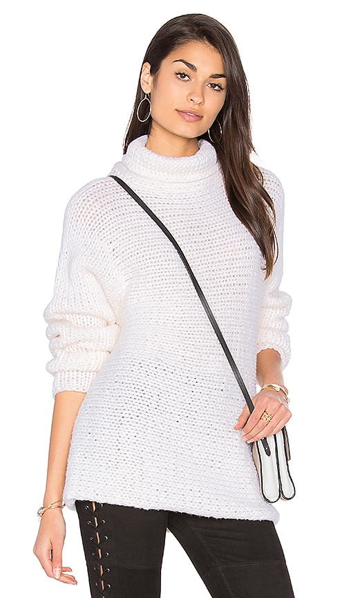A.L.C. Noah Sweater in White