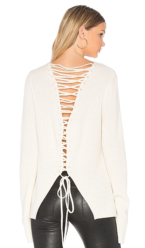 A.L.C. Markell Sweater in White