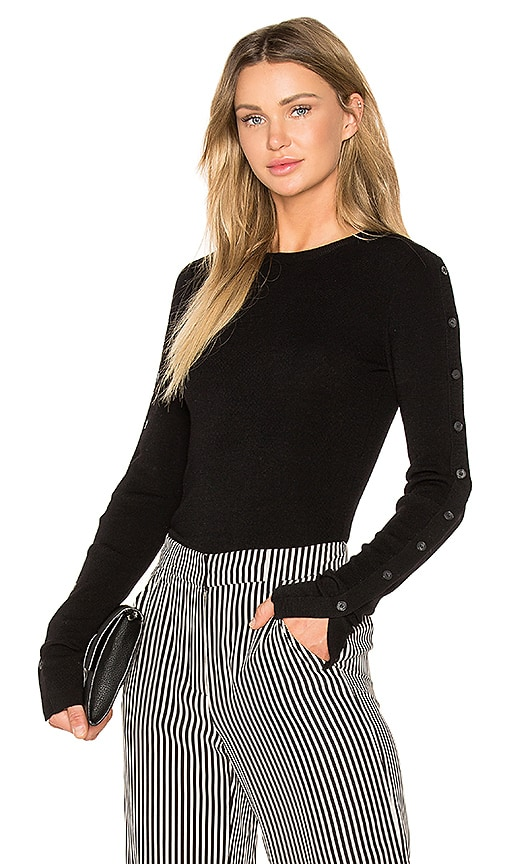 A.L.C. Knox Sweater in Black