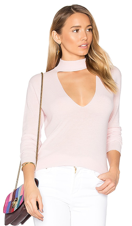 A.L.C. Caro Sweater in Pink