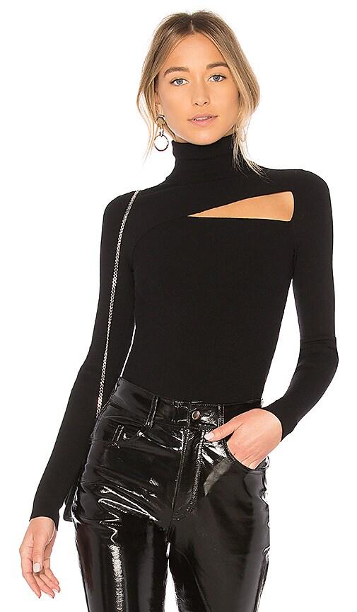 A.L.C. Camden Sweater in Black