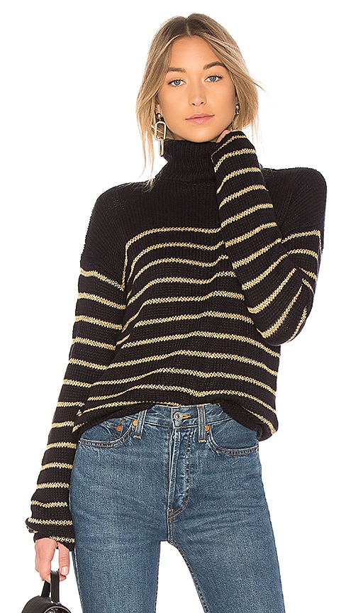A.L.C. Elisa Sweater in Black