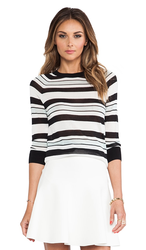 Theo Stripe Sweater