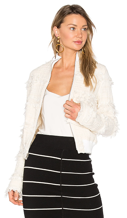 A.L.C. Judd Jacket in Ivory