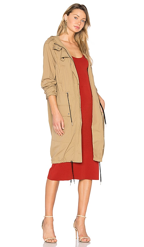 A.L.C. Carine Coat in Beige