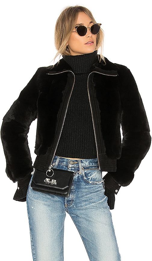 A.L.C. Boyce Jacket in Black