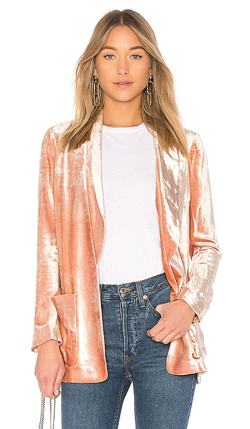A.L.C. Ford Jacket in Pink
