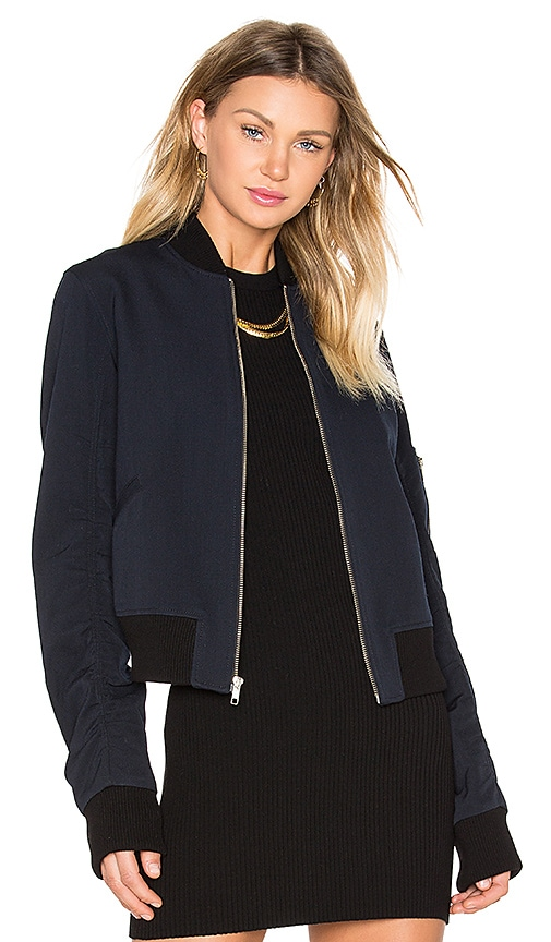 A.L.C. Andrew Jacket in Navy