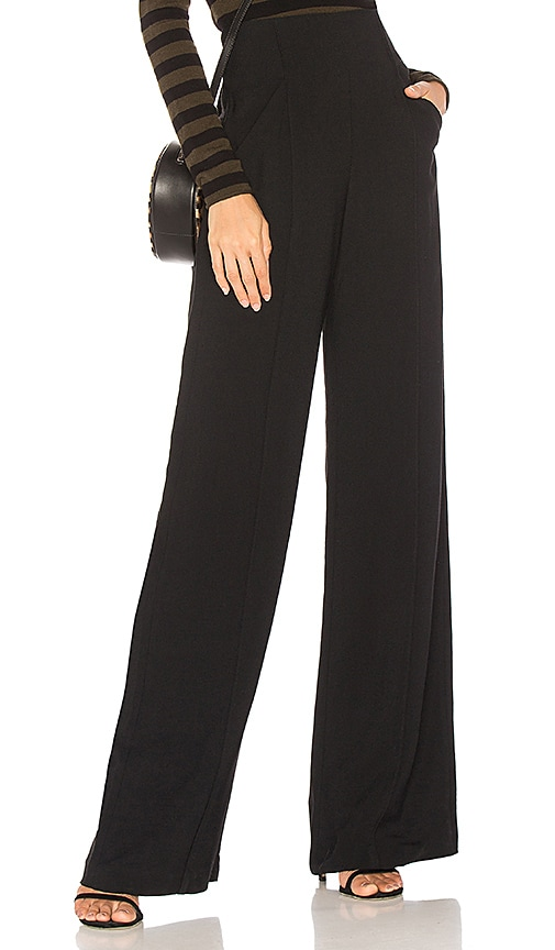 A.L.C. Marlo Pant in Black