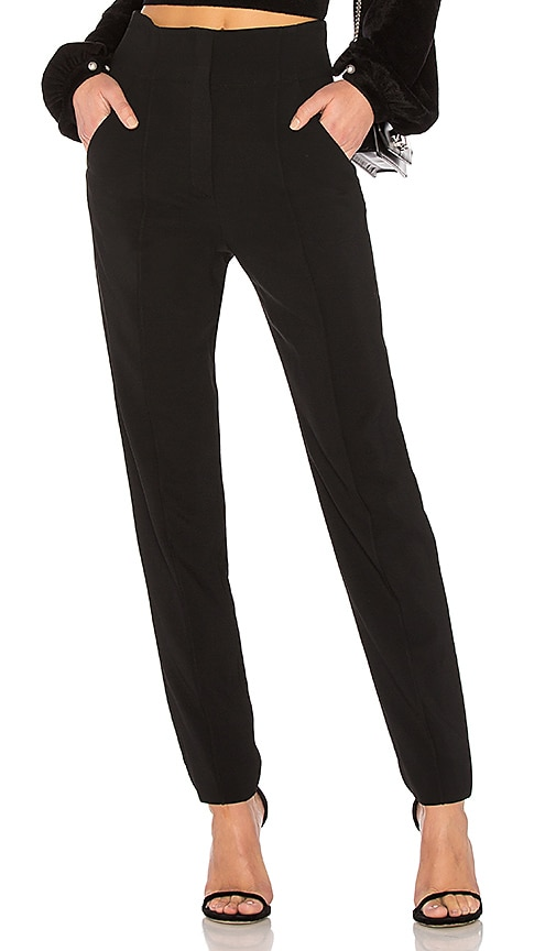 A.L.C. Angelo Pant in Black