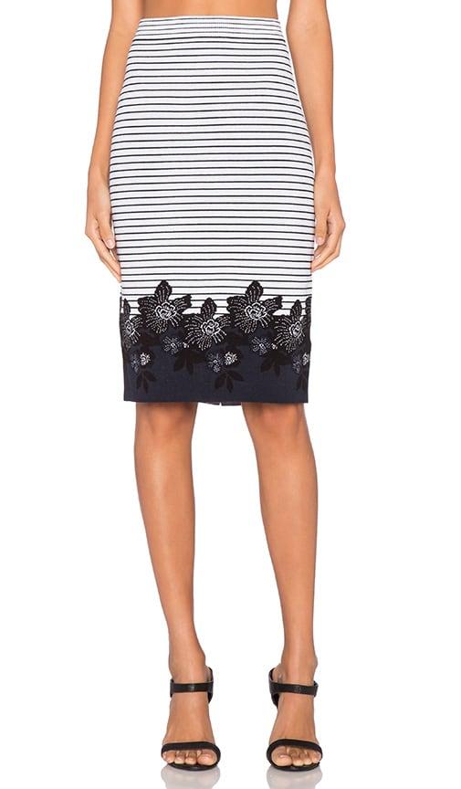 A.L.C. Brennan Skirt in White