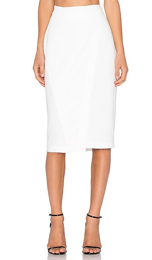 A.L.C. Daniels Skirt in White
