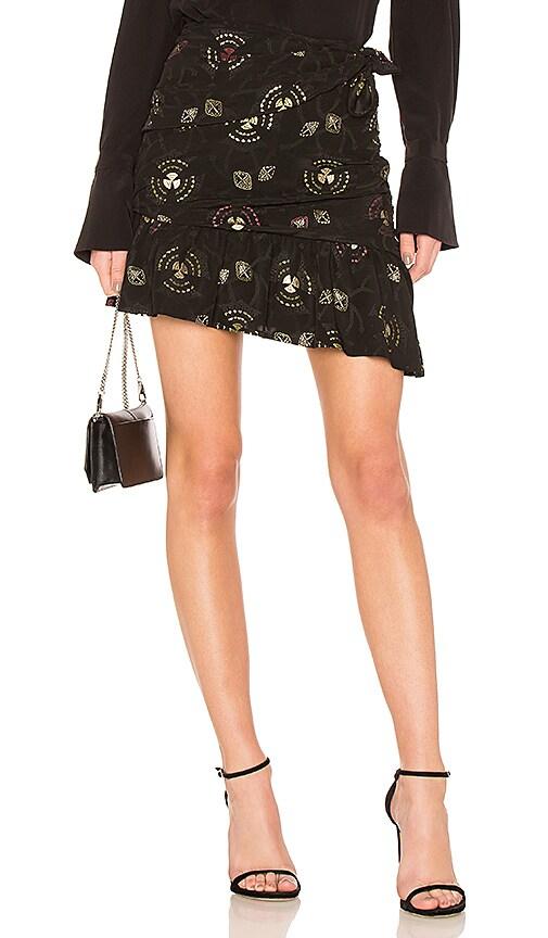 A.L.C. Avalon Skirt in Black