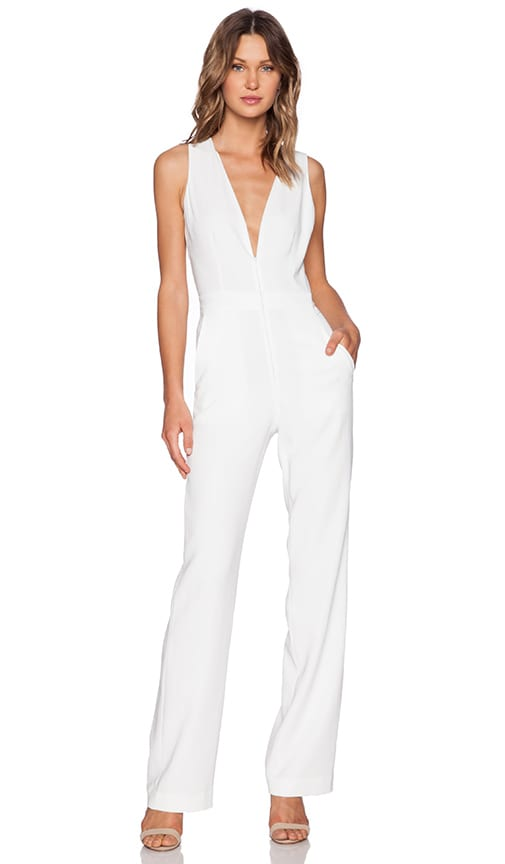 7ad176ff441f A.L.C. Luree Jumpsuit in White