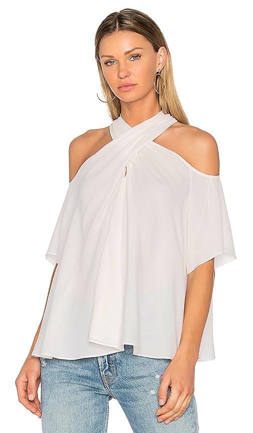 A.L.C. Kayley Top in White