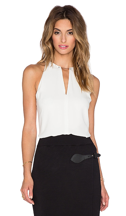 A.L.C. Keaton Top in White