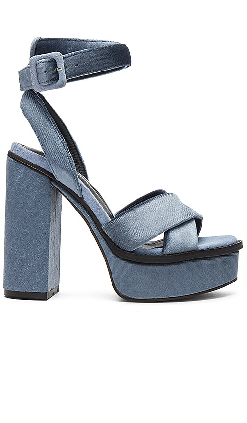 Alias Mae Daffy Heel in Blue