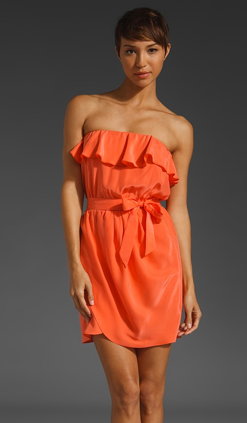 Joan Strapless Dress