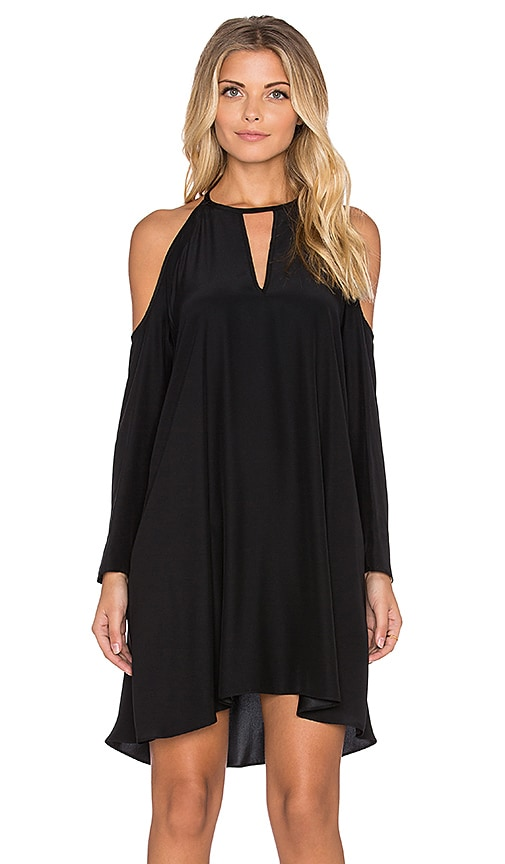 Amanda Uprichard Jasmine Dress in Black