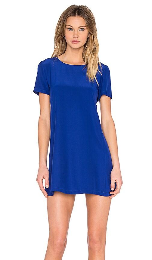 Amanda Uprichard Winthrop Dress in Blue