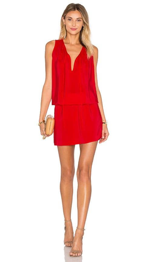 Amanda Uprichard Ambrosia Dress in Red
