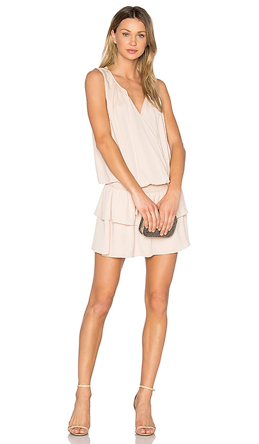 Amanda Uprichard Saranac Dress in Beige