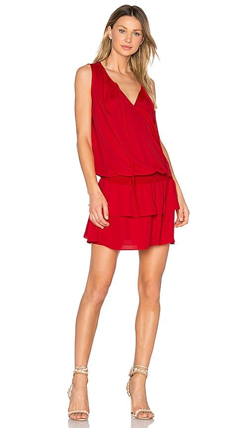 Amanda Uprichard Saranac Dress in Red