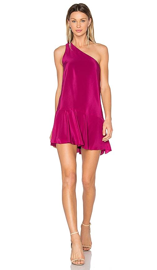 Amanda Uprichard Rhodes Dress in Red