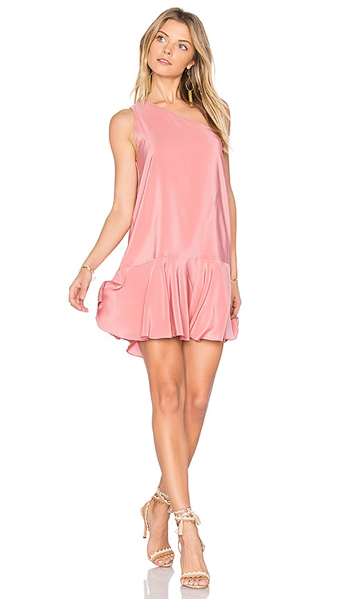 Amanda Uprichard Rhodes Dress in Pink